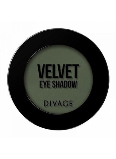 Divage Divage Velvet - Mat Göz Farı 7311 Renkli